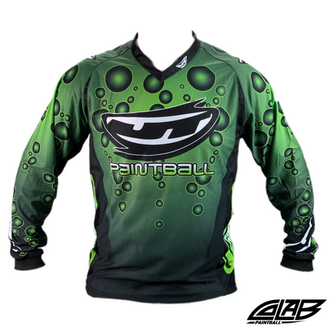 JT Bubble Jersey - Fluro Green