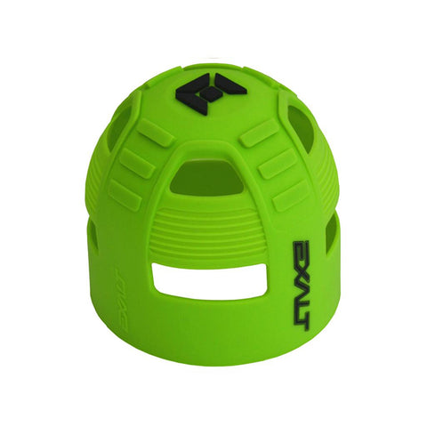 Exalt Tank Grip - Lime/Black