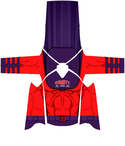 Combine Jersey - Magneto