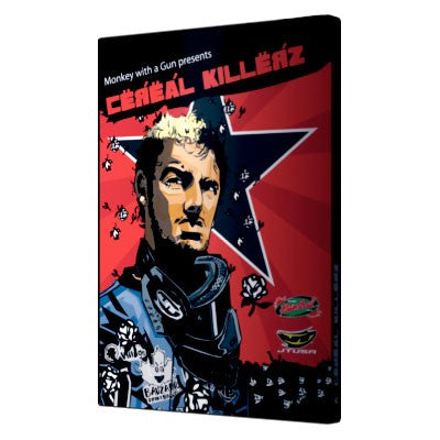 Monkey with a Gun: Cereal Killerz DVD