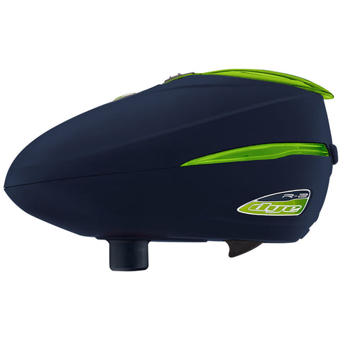 DYE R2 Loader - Blue/Lime