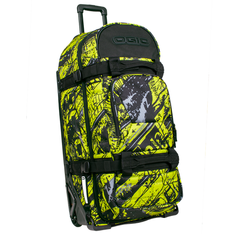 OGIO RIG Gearbag - Scratch Neon