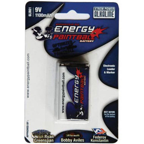Energy 9V Battery - Single