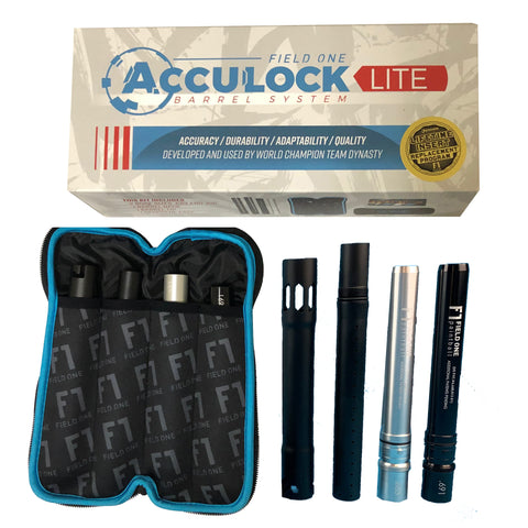 Field One Acculock LITE - Dust Black