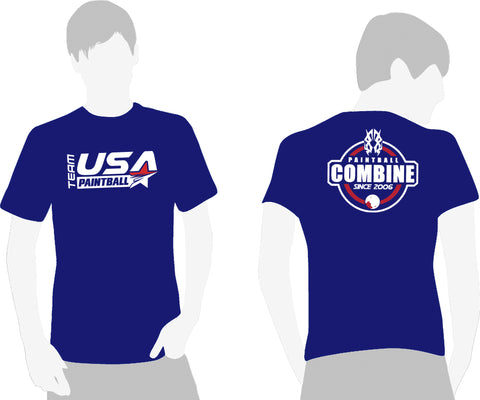 Team USA Paintball TShirt