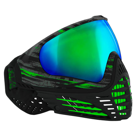 Virtue VIO Contour Goggle - Graphic Emerald