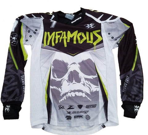 2017 INFAMOUS NXL Pro Jersey