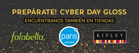 CyberDay 2019 Chile  Joyas Gloss Crystal