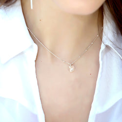 Collar Lux Cristales Genuinos - Gloss Crystal