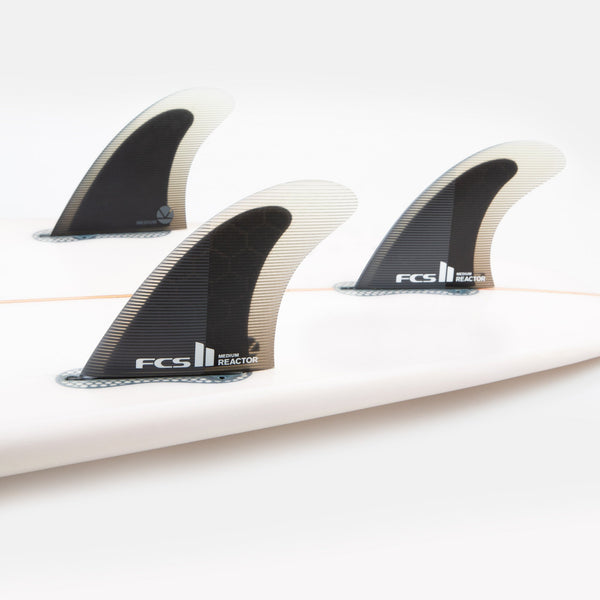 FCS II Reactor PC Tri Fins