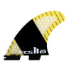 FCS II Stretch Tri-Quad Fins