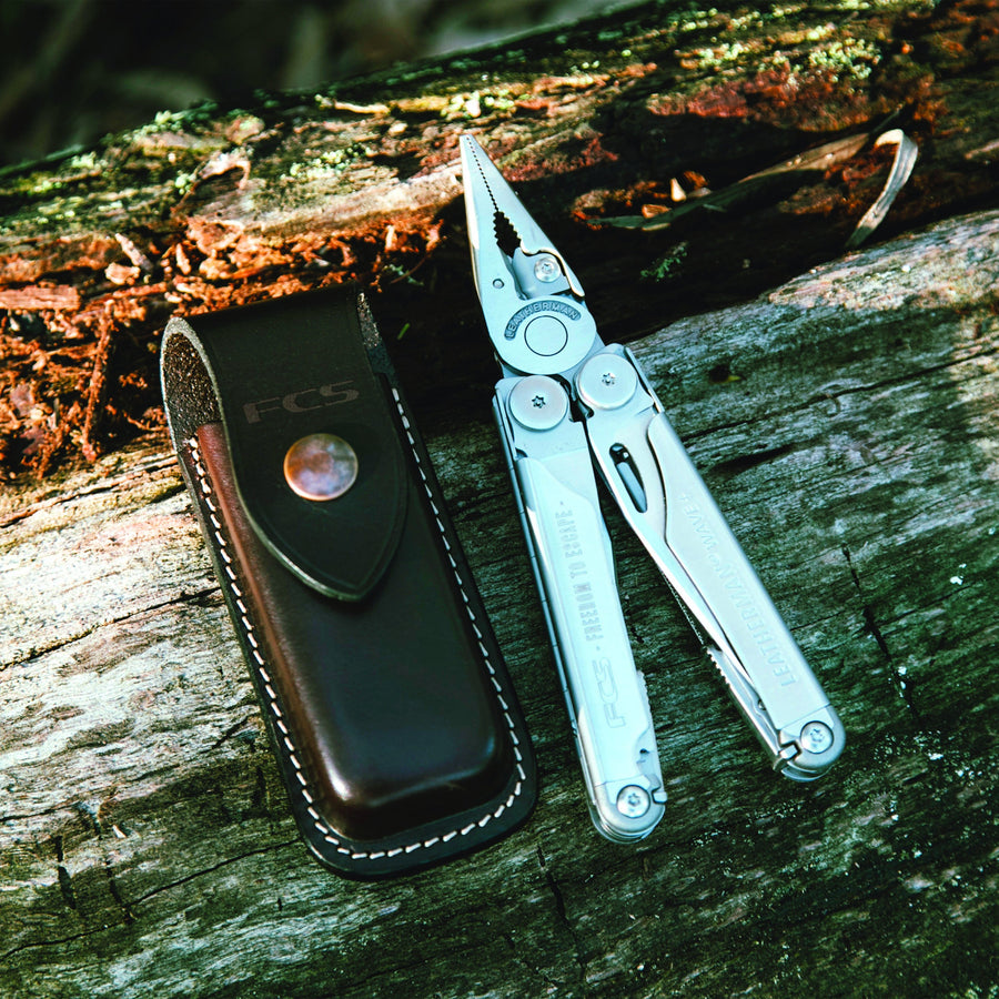 FCS x Leatherman WAVE®+
