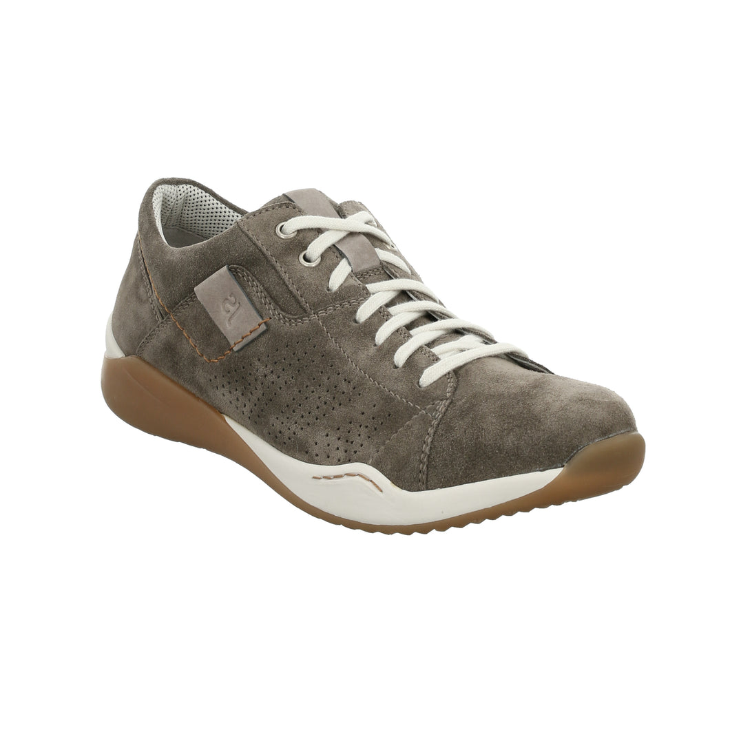 Josef Seibel Ricardo 07 Mens Grey Shoe