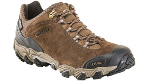 Oboz Bridger Low Waterproof Canteen Men's Walking Shoe