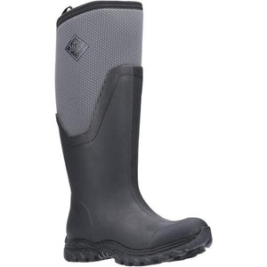 Muck Boot Arctic Sport II Tall Black/Grey Womens Boot