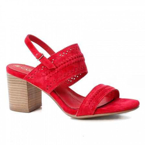 Carmela 66803 Red Women's Sandal