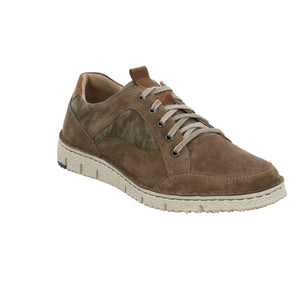 Josef Seibel Ruben23 Taupe Men's Shoe