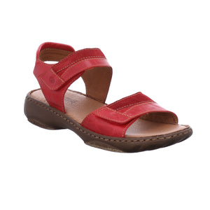 Josef Seibel Debra 19 Red Women's Sandal