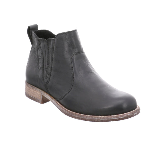 Josef Seibel Sienna 45 Black Women's Boot