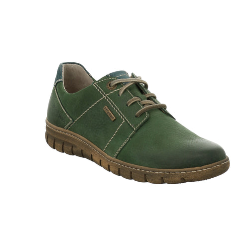 Josef Seibel Steffi 59 Green Waterproof Women's Shoe