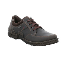Josef Seibel Willow 33 Brown Waterproof Men's Shoe