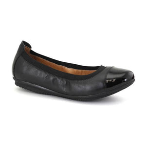 Womens Josef Seibel Pippa 07 Ballerina Pump Black