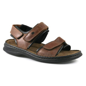 Josef Seibel Rafe Brown Mens Sandal