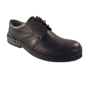 Josef Seibel Walt Men's Black Shoe