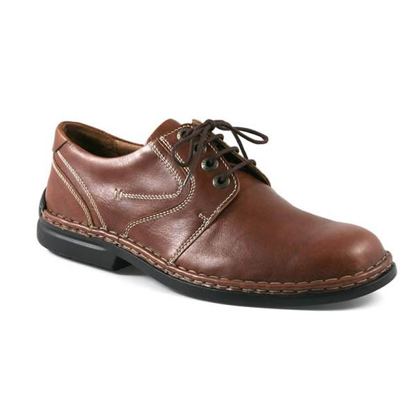 Josef Seibel Walt Men's Brandy Shoe