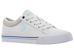 K-Swiss Bridgeport II White Womens Trainer