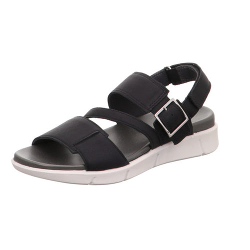 Legero Fano 4-00743 Black Women's Sandal