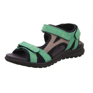 Legero Siris 4-00732 Green Women's Sandal