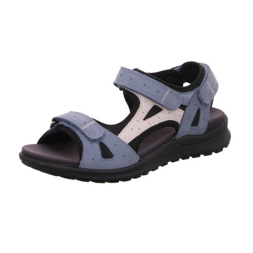 Legero Siris 4-00732-86 Indaco(Blue) Women's Sandal