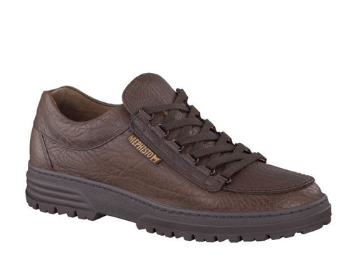 Mephisto Cruiser Dark Bown Mens Shoe