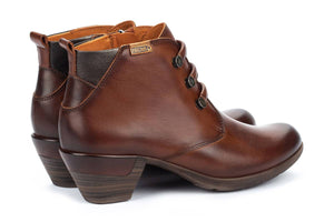 Pikolinos Rotterdam 902 Brown(Cuero) Ankle Boot
