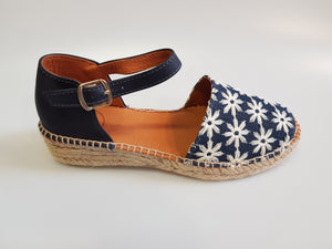 Toni Pons Elgin-GR Denim Women's Espadrille