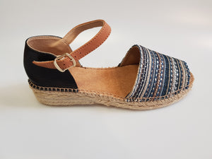 Toni Pons Elgin-RK Denim Women's Espadrille