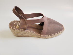 Toni Pons Ter Taupe Women's Espadrille
