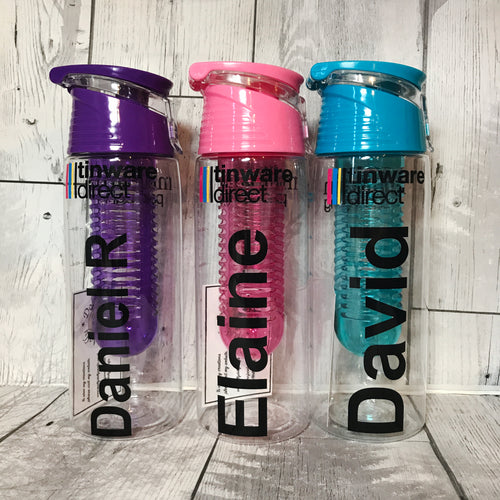Personalised Logo Business Water Bottle - Bottles - Molly Dolly Crafts