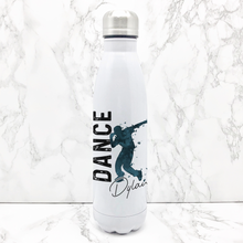 Dance Personalised Travel Flask 500ml