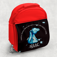 Dragon Be Yourself Personalised Kids Insulated Lunch Bag