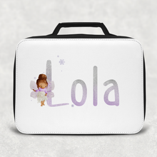 Fairy Glitter Alphabet Insulated Lunch Bag