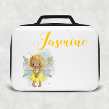 Yellow Fairy Insulated Lunch Bag