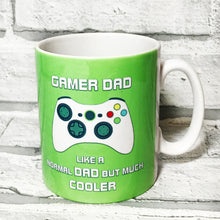Gamer Dad Mug - Mug - Molly Dolly Crafts