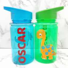 500ml Dinosaur Kids Water Bottle Back To School - Bottles - Molly Dolly Crafts