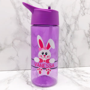 Easter Bunny Kids Water Bottle