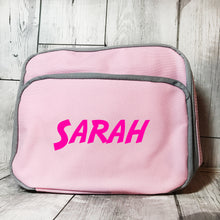 Back to School | Insulated Personalised Lunch Bag