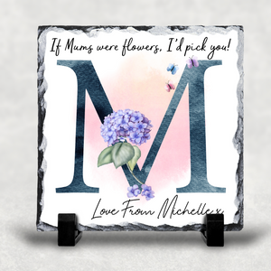 I'd Pick You Mother's Day Personalised Slate