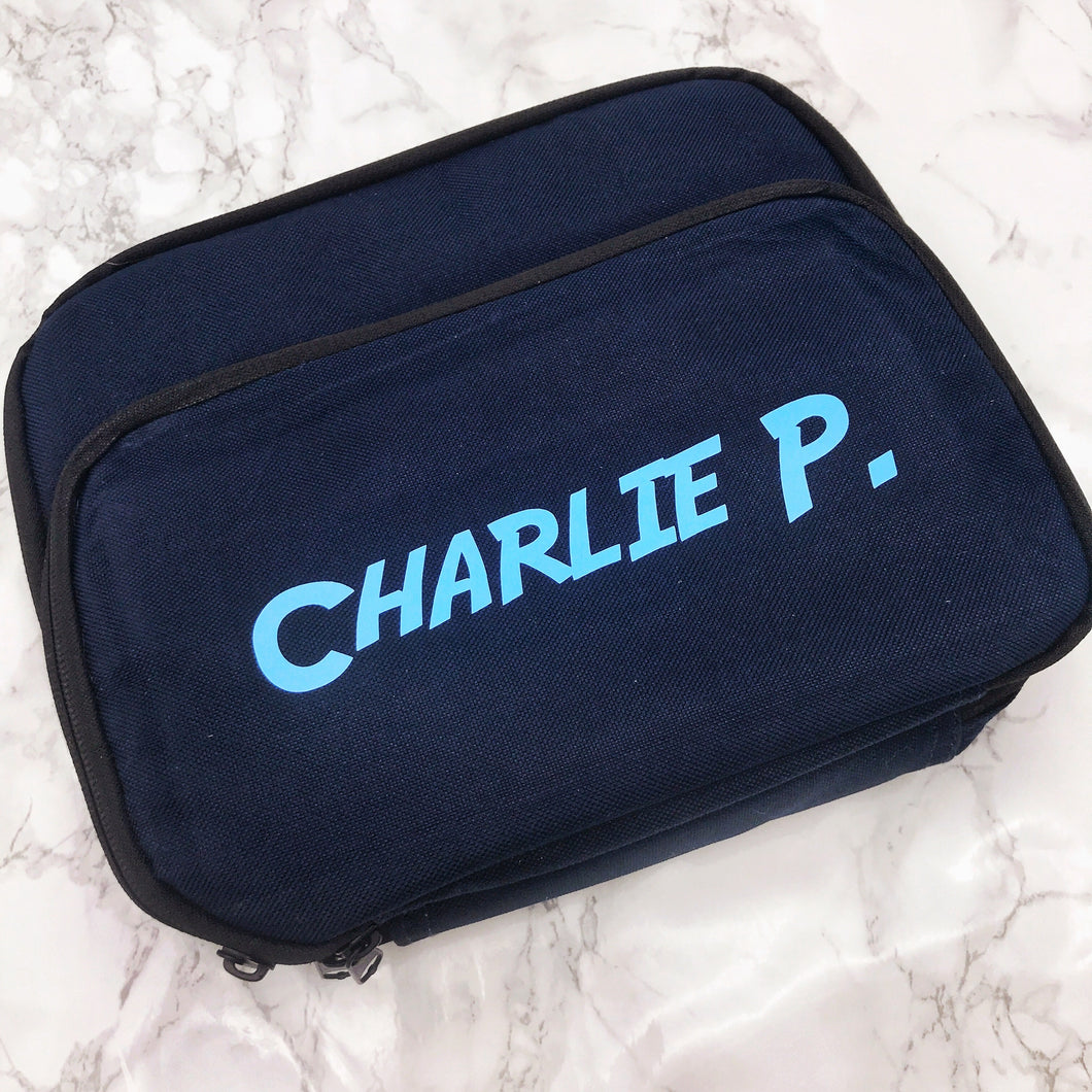 Insulated Personalised Lunch Bag Back to School