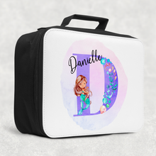 Mermaid Alphabet Insulated Lunch Bag